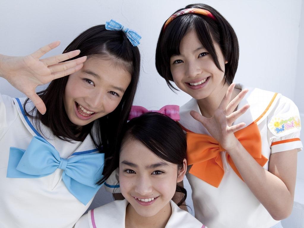 Oha Girl Chu! Chu! Chu! anuncia su cuarto single | TechnOtaku